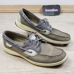 Sperry Top Sider Womens Boat Shoes Sz 9